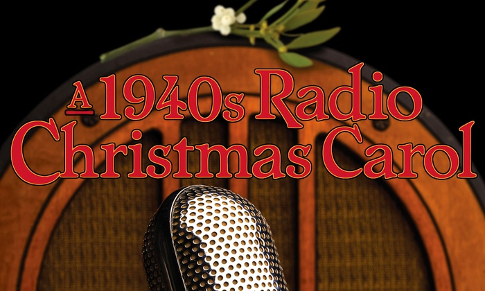 Pittsburgh Playhouse's Rockwell Theatre - South Oakland: A 1940s Radio Christmas Carol at Pittsburgh Playhouse's Rockwell Theatre