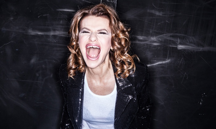 North Shore Center for the Performing Arts - North Shore Center For The Performing Arts In Skokie: Comedian Sandra Bernhard at North Shore Center for the Performing Arts