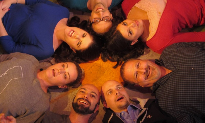 Eclectic Company Theatre - South Valley: Weird on Top: 7�� White People at Eclectic Company Theatre