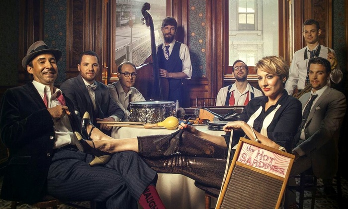 Jones Hall for the Performing Arts - Downtown Houston: The Hot Sardines at Jones Hall for the Performing Arts