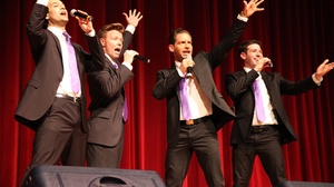 The Palm Beaches Theatre: Who Loves You?: Frankie Valli & The Four Seasons Tribute at The Palm Beaches Theatre