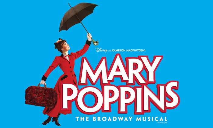 Children's Playhouse of Maryland - Rossville: Disney's Mary Poppins at Children's Playhouse of Maryland