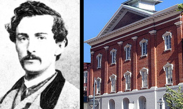 Penn Quarter via Capital Photo History Tours - Washington: Lincoln Assassination Tour