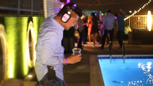 Rooftop at The Embassy Row Hotel: Rooftop Silent Disco