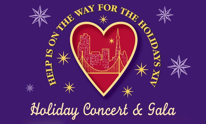 Marines' Memorial Theatre - Lower Nob Hill: Help Is on the Way for the Holidays XIV at Marines' Memorial Theatre