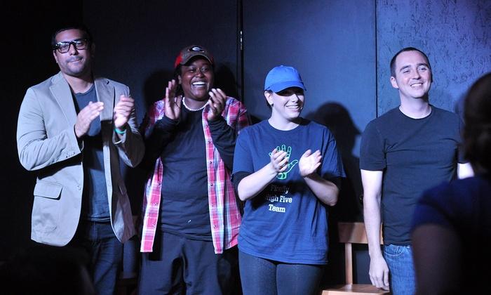 Dojo Comedy - Park View: Improv Comedy at Dojo Comedy