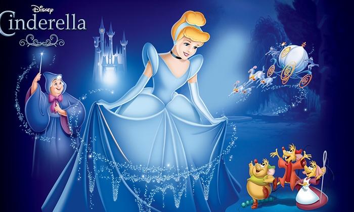 Avo Playhouse - Vista: Disney's Cinderella Kids at Avo Playhouse