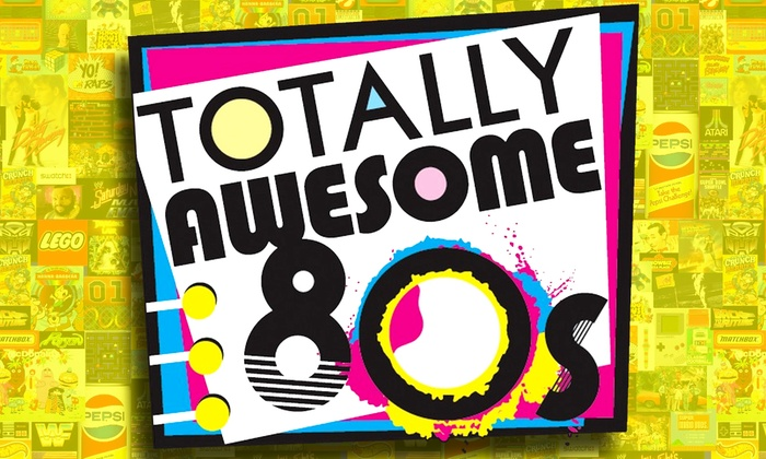 Warner Grand Theatre - San Pedro: Totally Awesome '80s at Warner Grand Theatre