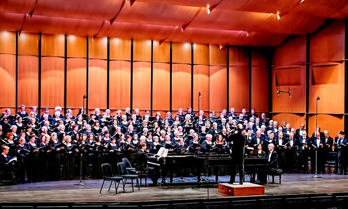 Rachel M. Schlesinger Concert Hall & Arts Center - Alexandria West: New Dominion Chorale: Handel's Messiah at Rachel M. Schlesinger Concert Hall & Arts Center