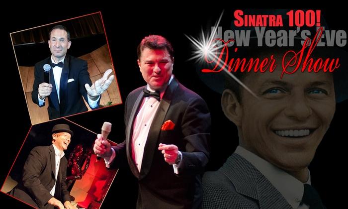 Grand Hyatt - Downtown: Sinatra 100: A Swinging' New Year's Eve Dinner Show at Grand Hyatt