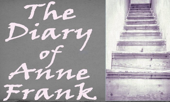 Whittier Center Theatre - Whittier: The Diary of Anne Frank at Whittier Center Theatre