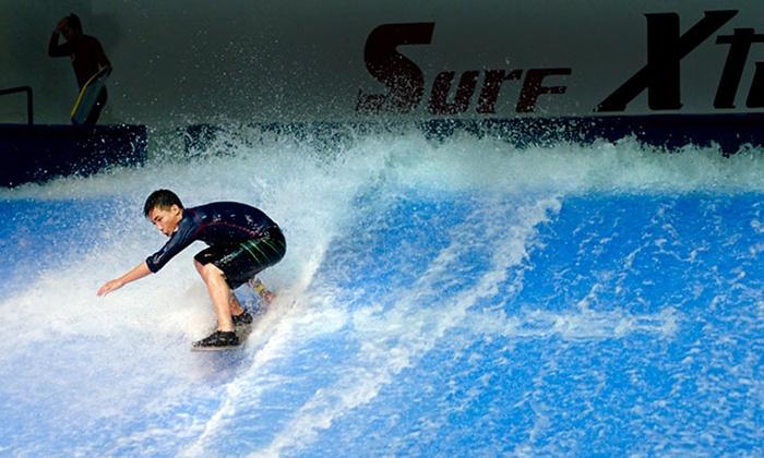 Surf Xtreme - Laguna West: Indoor Surfing