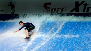 Surf Xtreme: Indoor Surfing at Surf Xtreme