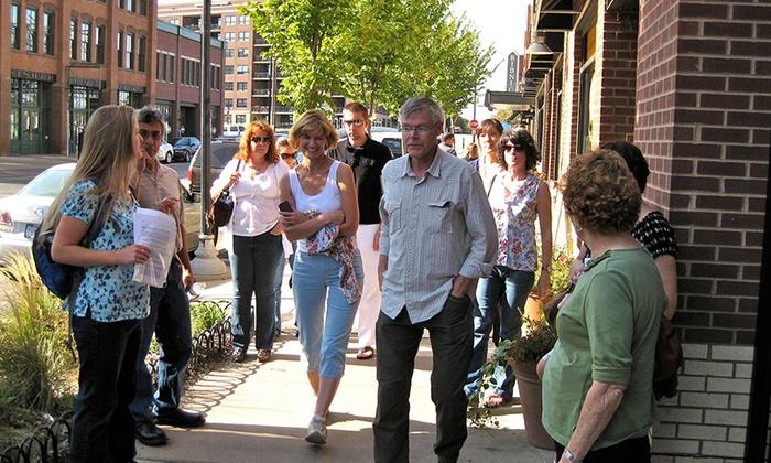 Minneapolis Locations - Nicollet Island: The Historic Northeast Walking Food Tour