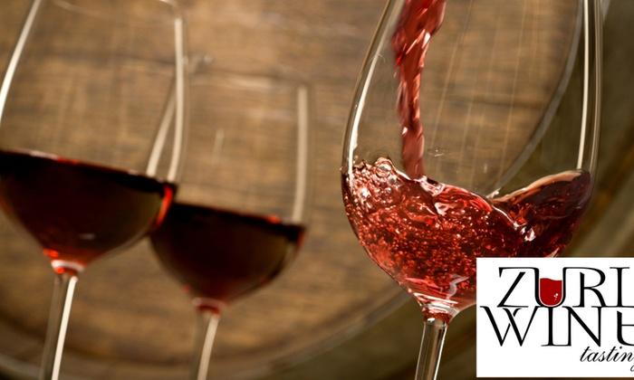 Zuri Wine Bus - Westchester-Playa Del Rey: Wine Bus to Los Olivos & Solvang at Zuri Wine Bus