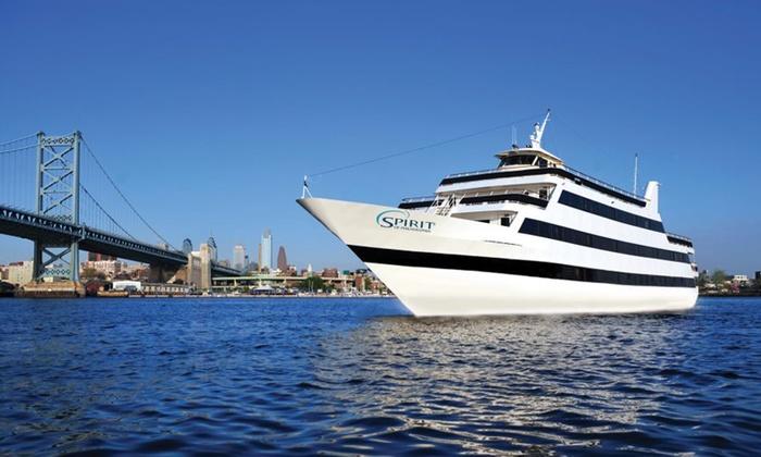 Spirit of Philadelphia - Penn's Landing: Spirit Cruises' Buffet Cruises at Spirit of Philadelphia