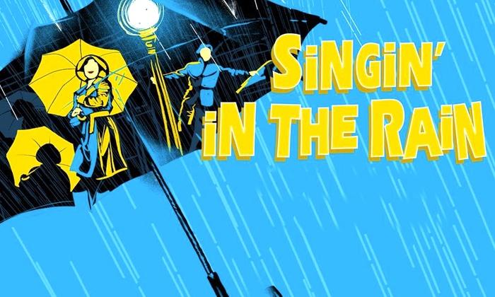 Ridgefield High School  - Felida - Starcrest: Singin' in the Rain at Ridgefield High School