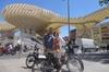 Recorrido de aventura en bicicleta eléctrica en Sevilla