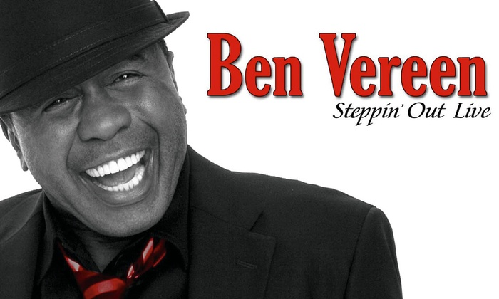 Chandler Center for the Arts - Chandler Center for the Arts: Steppin' Out Live With Ben Vereen & Trio at Chandler Center for the Arts