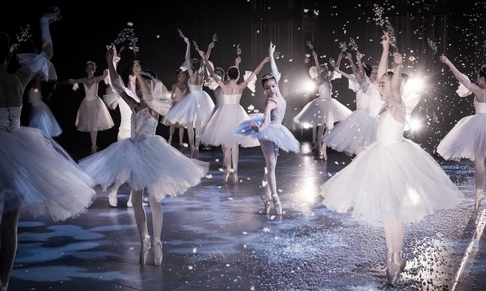 Luckman Fine Arts Complex - East LA: Marat Daukayev Ballet Theatre's The Nutcracker at Luckman Fine Arts Complex