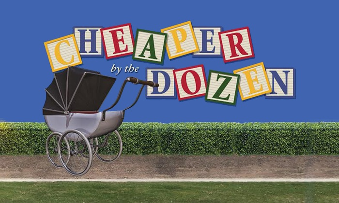 Old Town Temecula Community Theater - Old Town Temecula: Cheaper by the Dozen at Old Town Temecula Community Theater