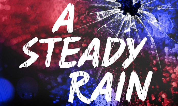 Alliance Theatre - Midtown: A Steady Rain at Alliance Theatre