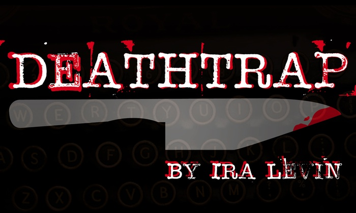 The Washington County Playhouse Dinner Theater and Children's Theater  - City Square: Deathtrap at The Washington County Playhouse Dinner Theater and Children's Theater