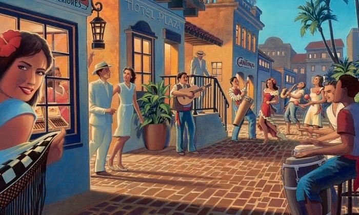 Saint Rocke - Hermosa Beach: Santana Brunch with Old Havana at Saint Rocke