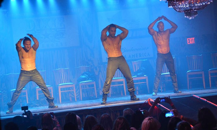 """Mirage Nightclub - Raleigh: Fifty Shades of Men """"Getting Naughty on Game Day"""" at Mirage Nightclub"""