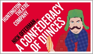 Boston University Theatre: A Confederacy of Dunces at Boston University Theatre