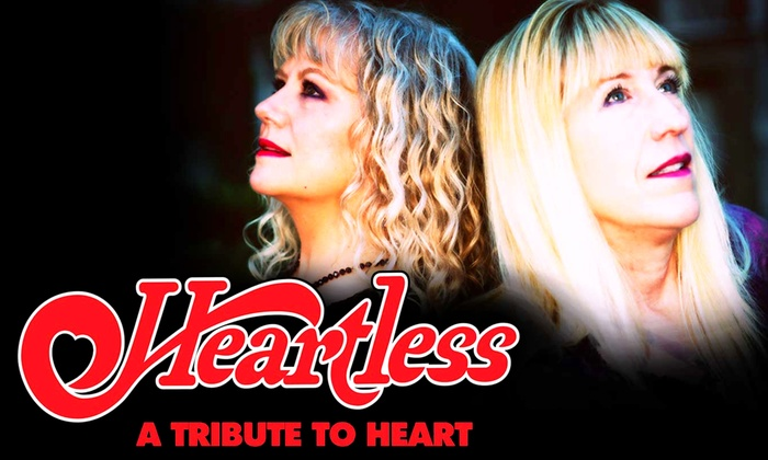 Bal Theatre - Halcyon-Foothill: Heartless: A Tribute to Heart at Bal Theatre