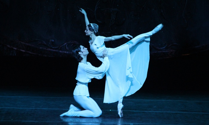 Jacobs Music Center - Central San Diego: Moscow Festival Ballet: Romeo and Juliet at Jacobs Music Center