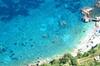 Tour di Capri in barca da Sorrento
