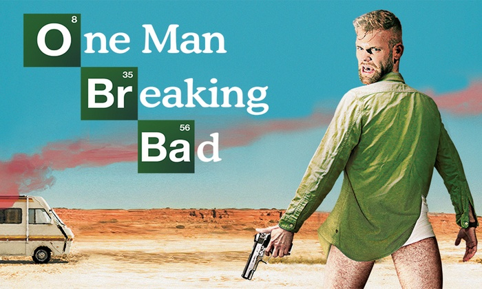 Broward Center for the Performing Arts - Abdo New River Room - Sailboat Bend: One Man Breaking Bad: The Unauthorized Parody at Broward Center for the Performing Arts - Abdo New River Room