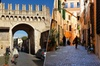 Piccoli gruppi: Tour con ghetto ebraico, isola Tiberina e Trastevere
