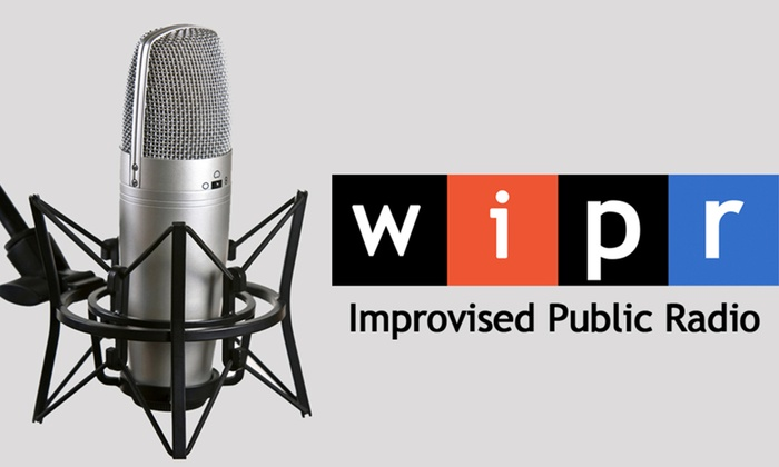 ImprovBoston - Area IV: WIPR: Improvised Public Radio at ImprovBoston