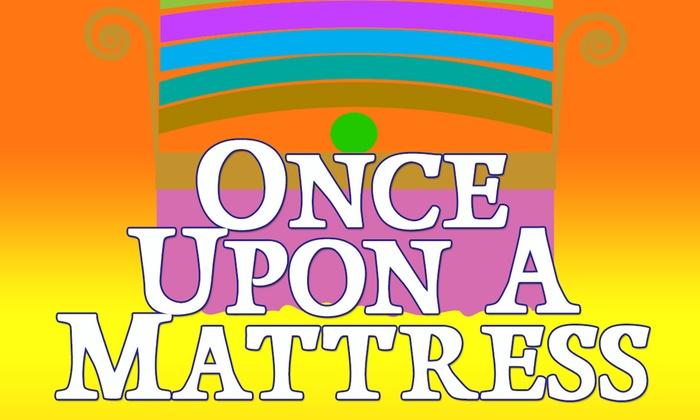 The New Jefferson Playhouse  - Northwest Side: Once Upon a Mattress at The New Jefferson Playhouse