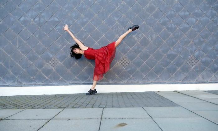 Dance Place - Brookland: Tzveta Kassabova at Dance Place