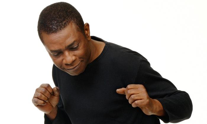 Lisner Auditorium - Washington: Youssou N'Dour at Lisner Auditorium