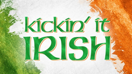 Kickin' It Irish at SteppingStone Theatre