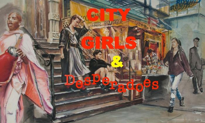 The Secret Theatre - Long Island City: City Girls and Desperadoes at The Secret Theatre