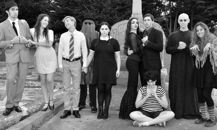 Carlmont Performing Arts Center - Belmont: The Addams Family Musical at Carlmont Performing Arts Center