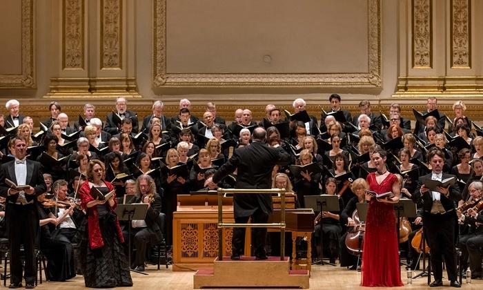 Stern Auditorium / Perelman Stage at Carnegie Hall - Carnegie Hall: Handel's Messiah at Stern Auditorium / Perelman Stage at Carnegie Hall