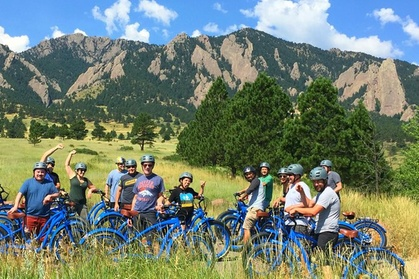 Electric Cruiser Fat Tire Bike Tour - Best of Boulder