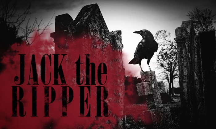 Pocket Sandwich Theatre - Central Dallas: Jack the Ripper: The Monster of Whitechapel at Pocket Sandwich Theatre