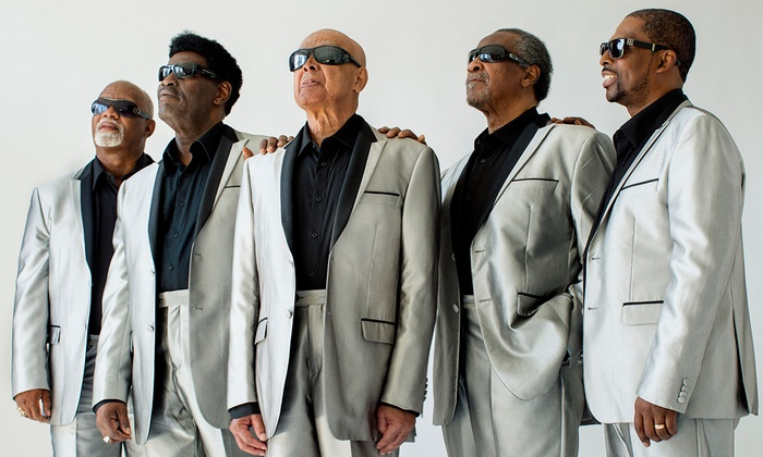 Roswell Cultural Arts Center - Jane Hill Apartments: Blind Boys of Alabama at Roswell Cultural Arts Center