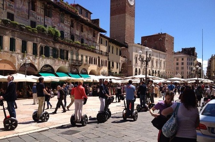 Sconto Esperienze Groupon.it Tour di Verona in Segway
