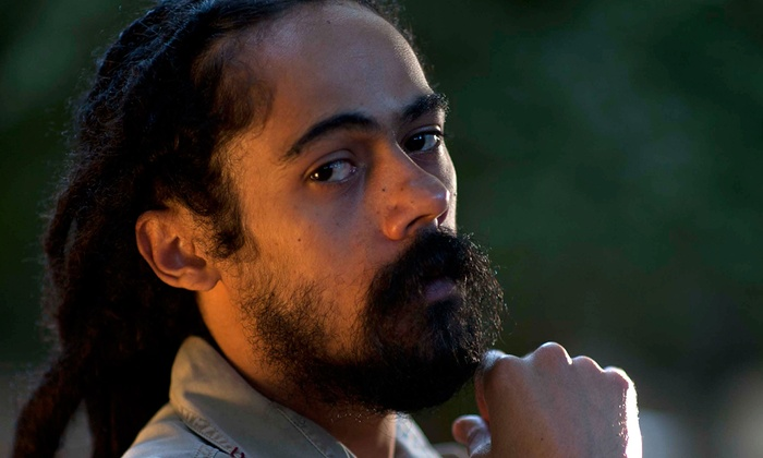 Greek Theatre - The Greek Theatre: Catch a Fire Tour 2015 With Damian Marley at Greek Theatre