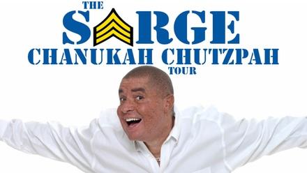 Comedian-Musician Sarge: The Chanukah Chutzpah Tour at Aventura Arts & Cultural Center