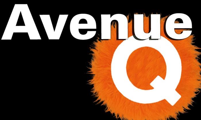 Maverick Theater - Downtown Fullerton: Avenue Q at Maverick Theater